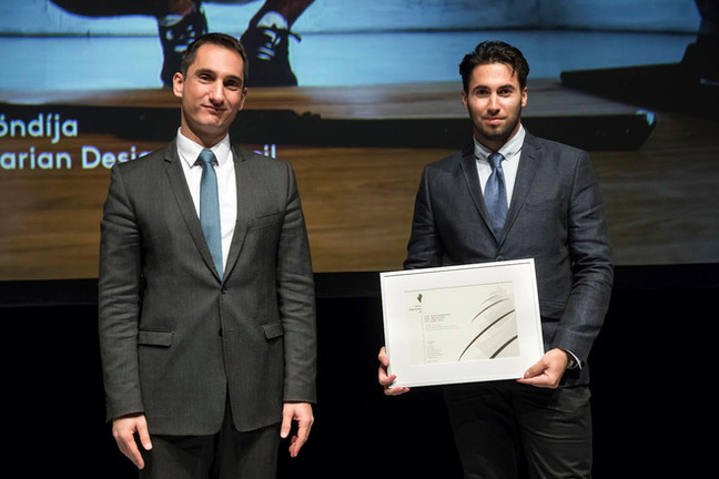 Aurora won Hungarian Design Award - Special prize