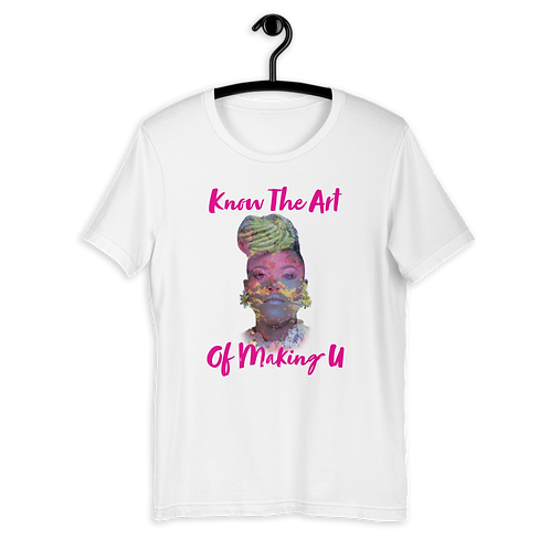 """""""Know The Art"""" T-Shirt"""