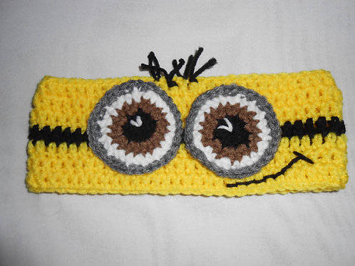 Yellow Guy Headband