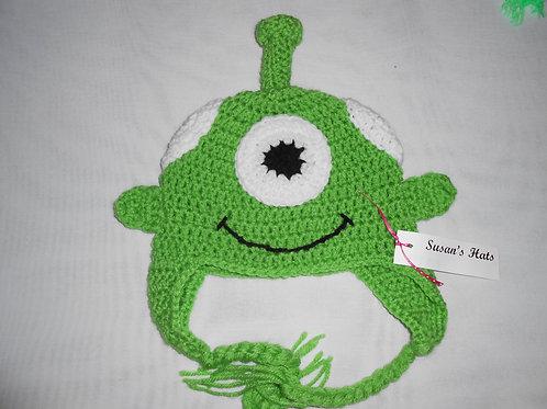 One-Eyed Green Monster