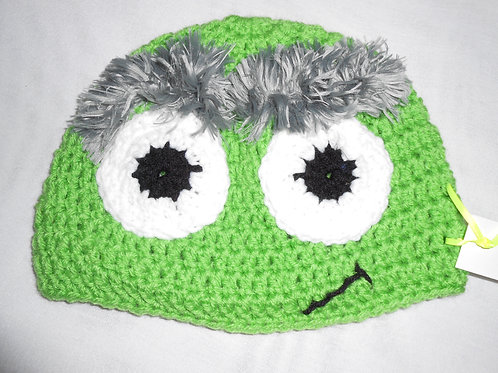 Grouchy Green Guy