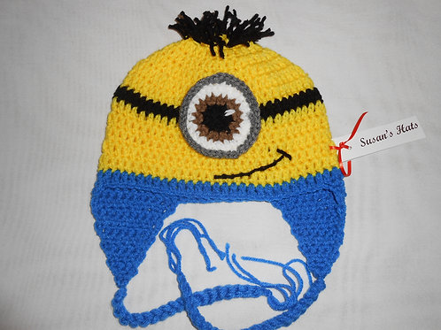 Blue and Yellow Guy