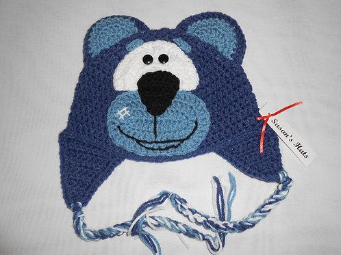 Sweet Blue Bear