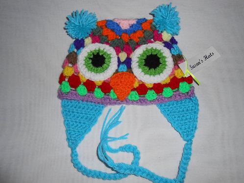 Owl Aqua Multi