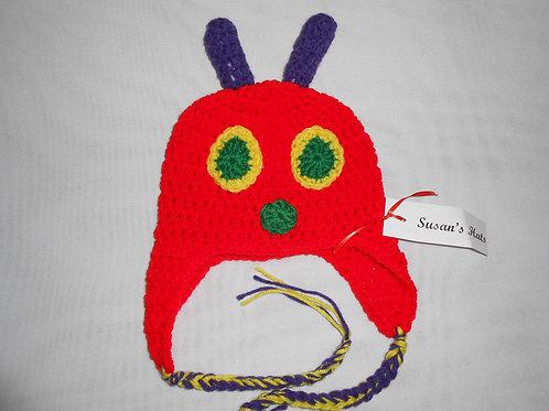 Red Caterpillar