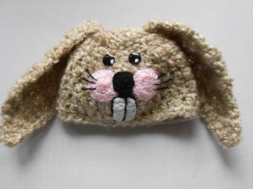 Lop-Eared Bunny Face
