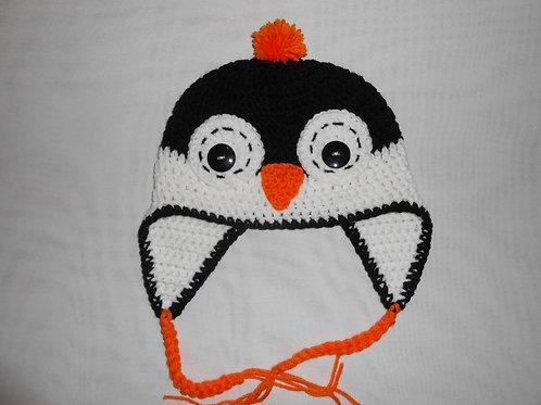 Penguin Orange