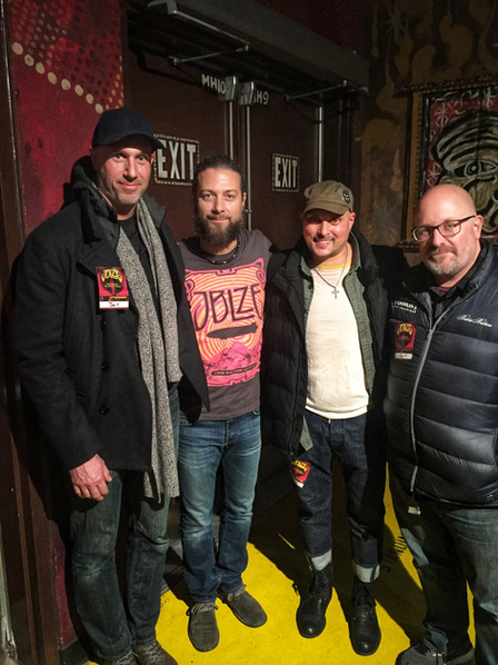 HOB Boston with Dorian Heartsong, Atticus Cole and Mike Piehl