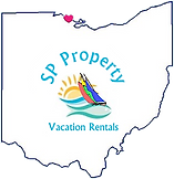SP Property Vacation Rentals, LLC Logo