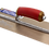 Thumbnail: Marshalltown 305 x 127mm Permashape Golden Stainless Trowel - Durasoft Handle