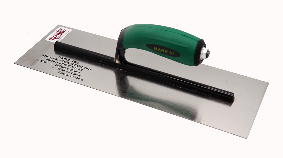 Trowel 2006 360 x 120 Green Handle