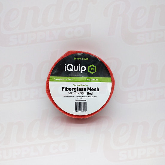 iQuip Jointing Tape Mesh 50mm x 50m