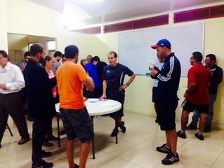 Chamba Lecture in Costa Rica!