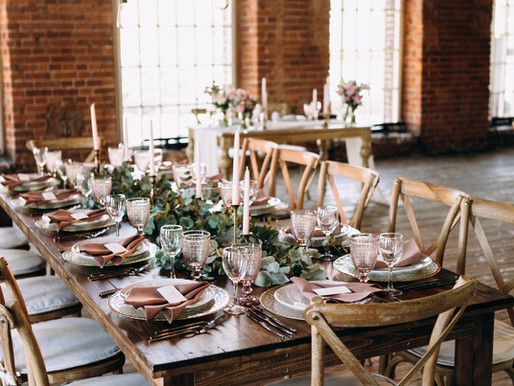 Jak vybrat ten správný objekt pro vaši svatbu nebo event?
