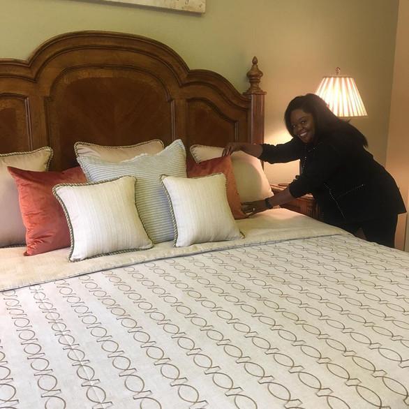 Master Bedroom Transformed