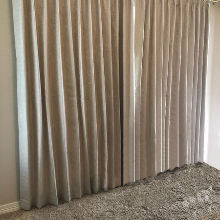 Double Tall and Wide Sliding Door