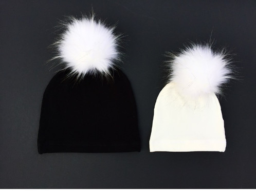 0725a2594fff38 This listing is for ONE Matching Mommy Slouchy Beanie - Black, White, Pink,  Light Grey, Dark Grey or Navy. Match your little with our Adult Pom Pom  Slouchy ...