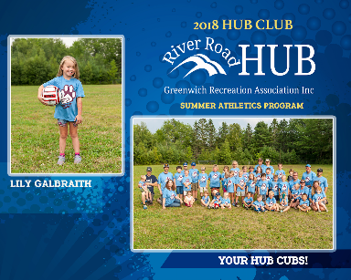 Hub Club - Youth summer athletics program
