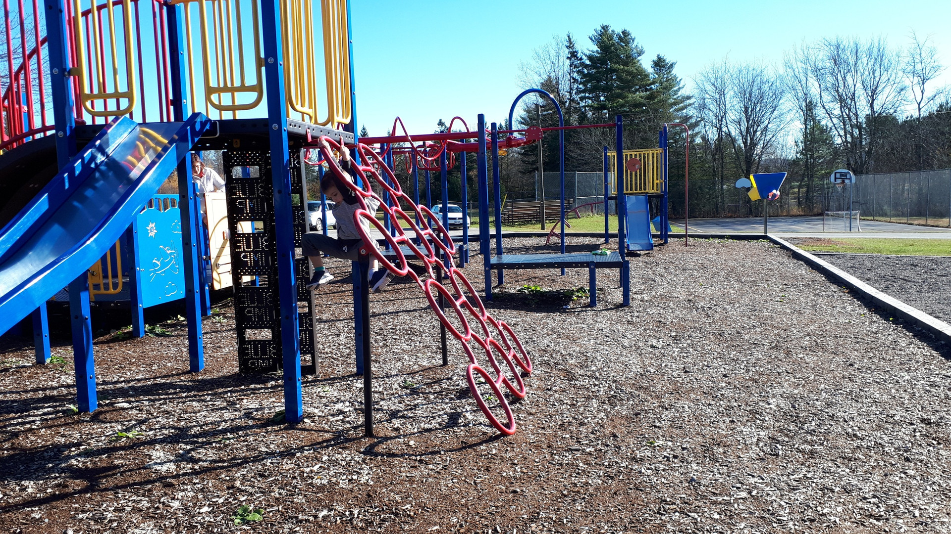 River Road Hub community playground