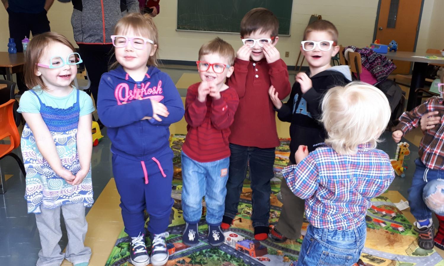 Hub playgroup