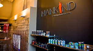 Mankind Grooming Toronto Barber Shop