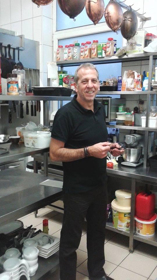 Whitlock Café Grill Chef Vlado