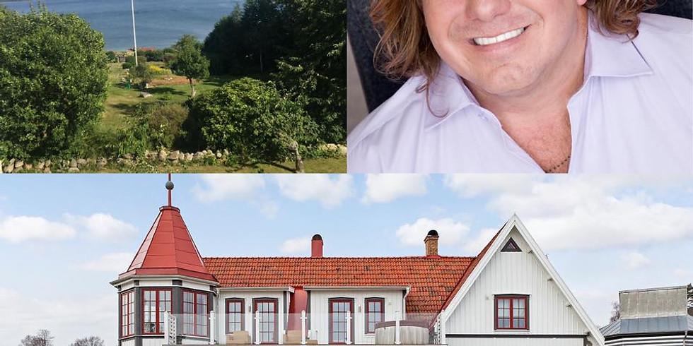 Medial kurs med Benny Rosenqvist på The Lighthouse