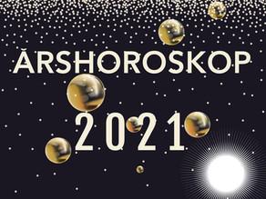 ÅRSHOROSKOP 2021