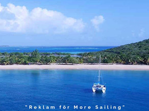 Tänk att få segla ut över haven!