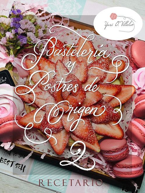 PASTELERIA Y POSTRES DE ORIGEN 2