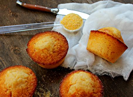Receta de Muffins de Elote en 5 Sencillos Pasos