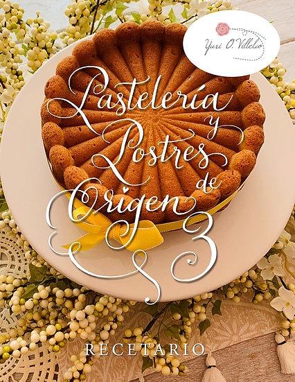Pastelería y Postres de Origen 3
