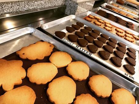 Receta de galletas de café que puedes preparar con tu mejor amiga