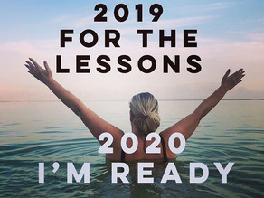 Tack 2019 – hur säger du tack och hejdå?