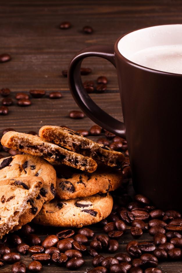 Receta de Galletas de cafe