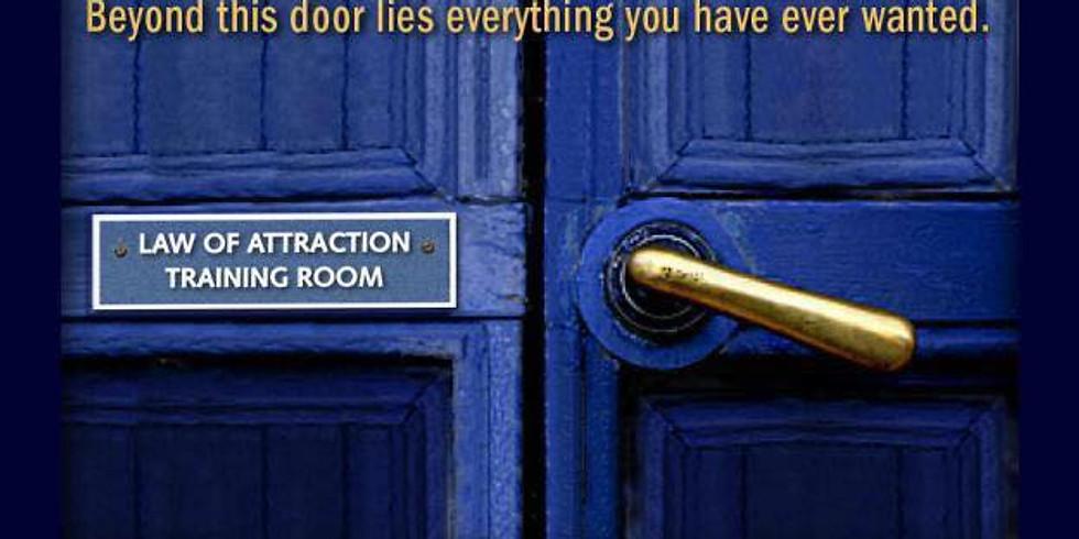 Attraktionslagen - lev din dröm!