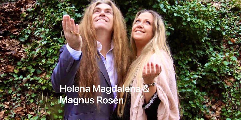 The Lighthouse - Meditation, mantra & musik - Magnus Rosén & Helena-Magdalena