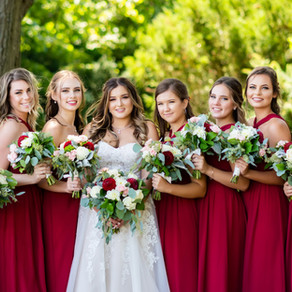Adamson Estate & Maximillian Kolbe Wedding - Jessica & Andrew