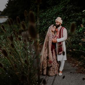 Hindu Wedding Ceremony in Brampton - Sabrina & Avi