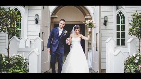 Martina & Mark's Wedding Trailer