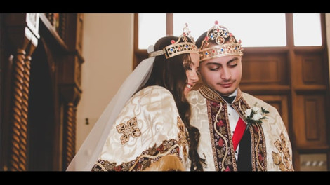 Dina & Ramy's Wedding Film - Chateu Le Jardin