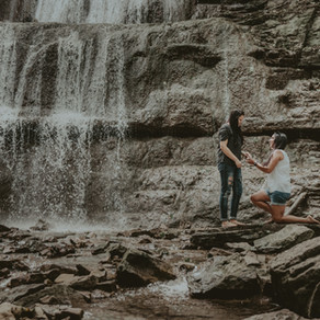 Real Proposal At Sherman Falls Hamilton