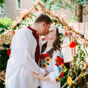 Surprise Ukrainian Bridal Shower in Mississauga - Oksana