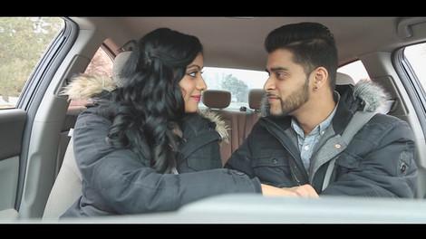 Steph & Veshal's Pre Wedding Video