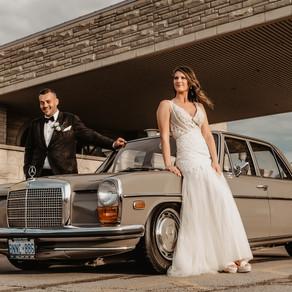 Chateau Le Jardin & Croatian Martyr Church Wedding - Denis & Tina