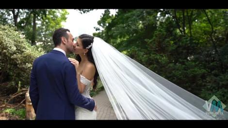 Casa Loma Toronto Wedding Film - Sandra & Denis