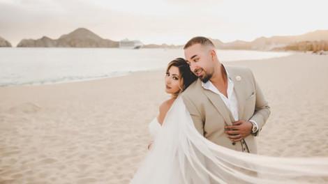 Jeannette & Mike Destination Wedding