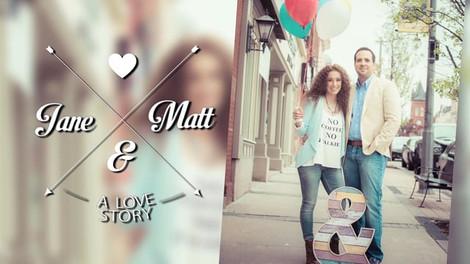 Jane & Matt's E Harmony Parody