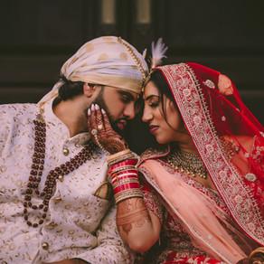 Anita & Dave's Hindu Wedding in Richmond Hill ON