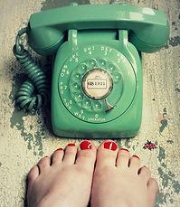 vintage teal telephone.jpg